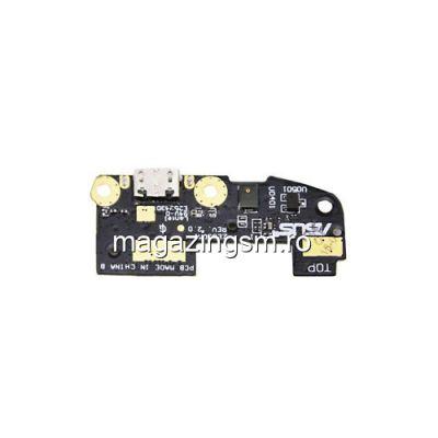 Banda Flex Cu Conector Incarcare Si Microfon Asus Zenfone 2 ZE551ML Originala