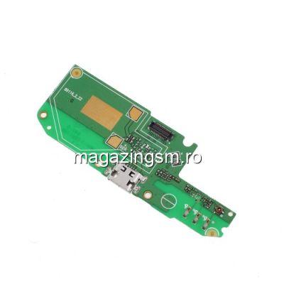 Banda Flex Placa Circuit Conector Incarcare Asus Zenfone Go ZB500KL