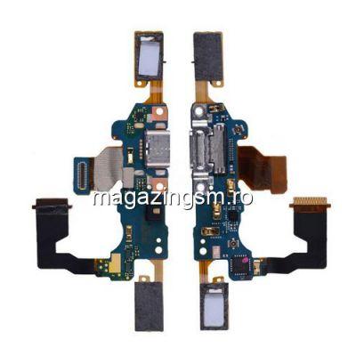 Banda Flex Placa Circuit Conector Incarcare Si Microfon HTC 10