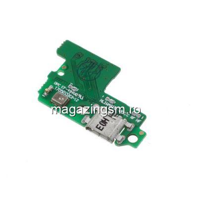 Banda Flex Placa Circuit Conector Incarcare Si Microfon Huawei P10 Lite