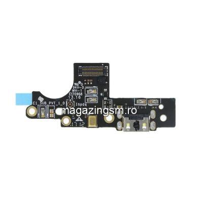 Banda Flex Placa Circuit Conector Incarcare si Microfon Nokia 3,1 2018