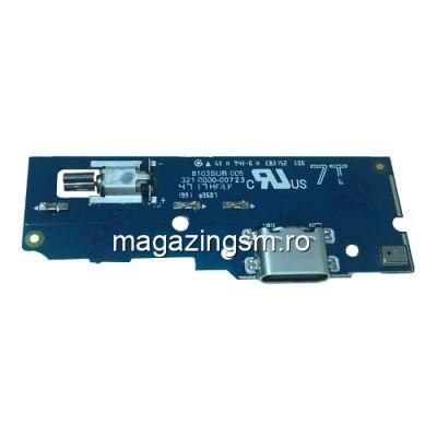 Banda Flex Placa Circuit Conector Incarcare Si Microfon Sony Xperia L2