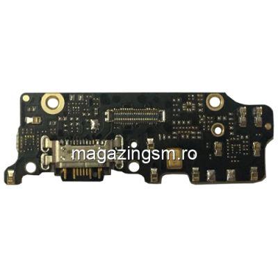 Banda Flex Placa Circuit Conector Incarcare Si Microfon Xiaomi Mi 6X