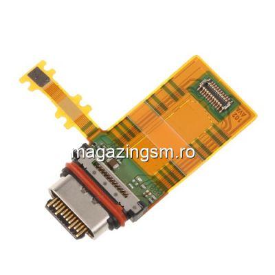 Banda Flex Placa Circuit Conector Incarcare Sony Xperia XZ1 OEM