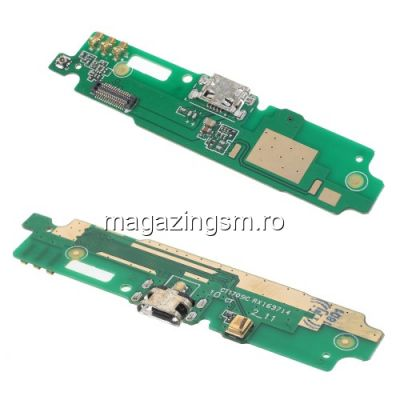 Banda Flex Placa Circuit Conector Incarcare Xiaomi Redmi 3X