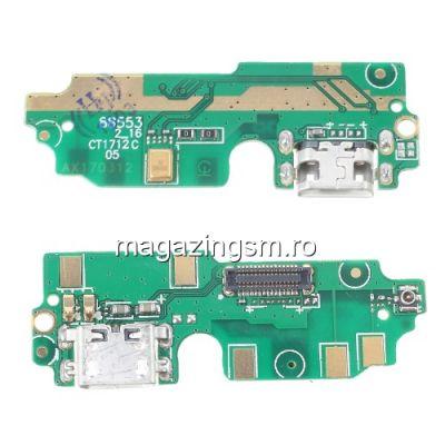 Banda Flex Placa Circuit Conector Incarcare Xiaomi Redmi 4 Prime/ 4 Pro
