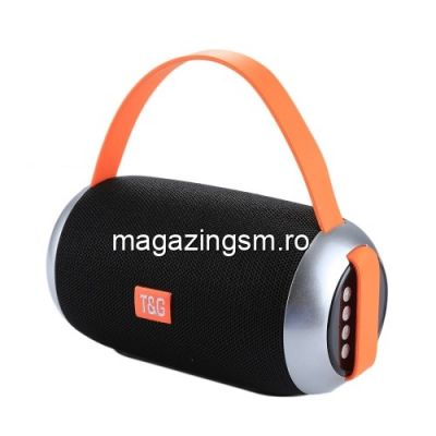 Boxa Portabila Cu Conexiune Wireless, Microfon Si Slot TF Card
