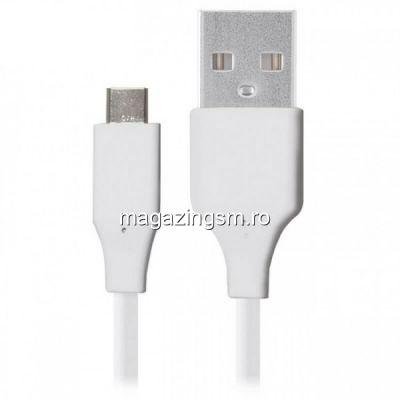 Cablu Incarcare Si Sincronizare Date LG G5 EAD63849204 Type-C Original Alb