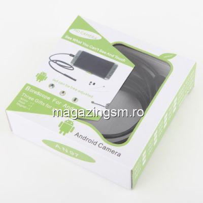 Camera Endoscop Pentru Telefon Cu Android