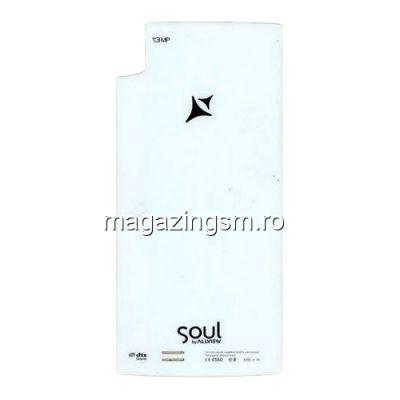Capac Baterie Spate Allview X2 Soul Original Alb