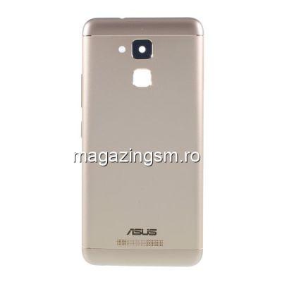 Capac Baterie Spate Asus Zenfone 3 Max ZC520TL Auriu