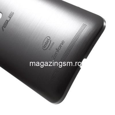 Capac Baterie Spate Asus Zenfone 2 ZE550ML ZE551ML Gri