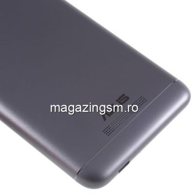 Capac Baterie Spate Asus Zenfone 3 Max ZC520TL Gri Inchis
