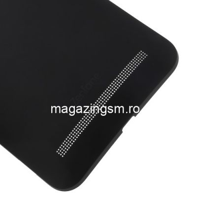 Capac Baterie Spate Asus Zenfone Go ZB551KL Negru