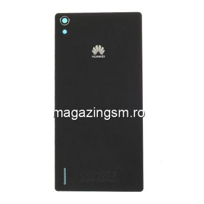Capac Baterie Spate Huawei Ascend P7 Negru