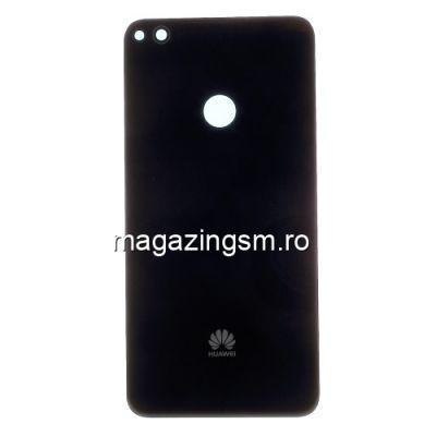 Capac Baterie Spate Huawei P8 Lite 2017 / Honor 8 Lite Negru
