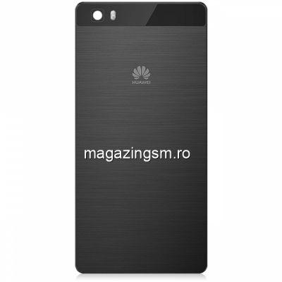 Capac Baterie Spate Huawei P8 Lite Negru