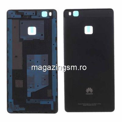 Capac Baterie Spate Huawei P9 Lite / G9 Lite Negru