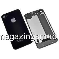 Capac Baterie Spate iPhone 4s Negru Original