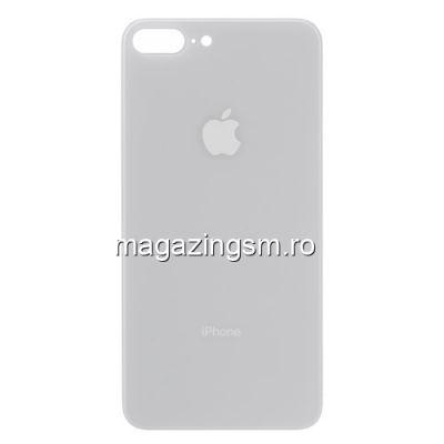 Capac Baterie Spate iPhone 8 Plus Alb