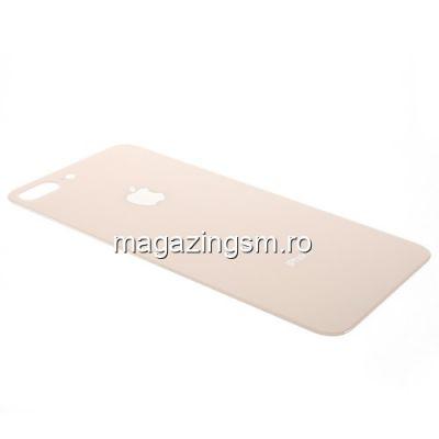 Capac Baterie Spate iPhone 8 Plus Auriu
