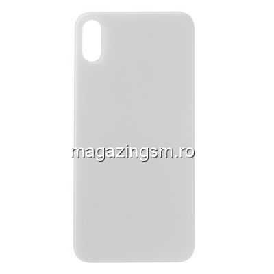 Capac Baterie Spate iPhone X / 10 Alb