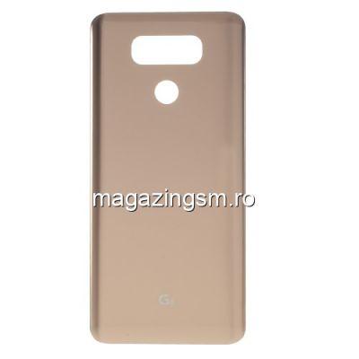 Capac Baterie Spate LG G6 Auriu
