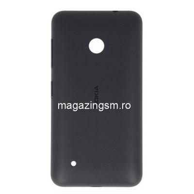 Capac Baterie Spate Nokia Lumia 530 RM-1017/1018 Gri Inchis