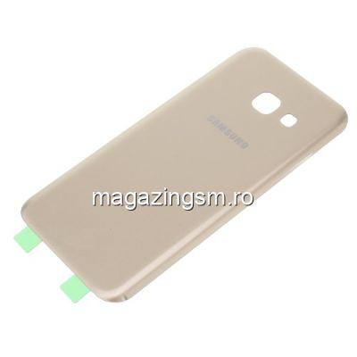 Capac Baterie Spate Samsung Galaxy A3 (2017) A320 Auriu