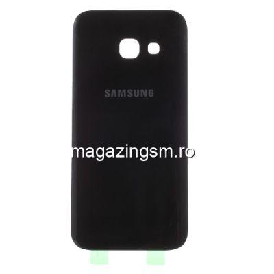 Capac Baterie Spate Samsung Galaxy A3 (2017) A320 Negru