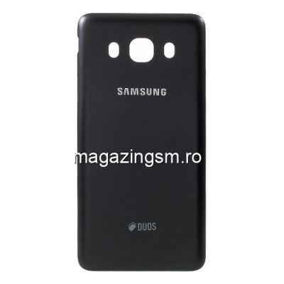 Capac Baterie Spate Samsung Galaxy J5 (2016) SM-J510 Cu NFC Negru