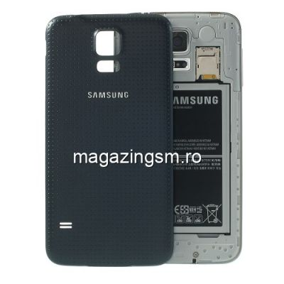 Capac Baterie Spate Samsung Galaxy S5 G900 Gri
