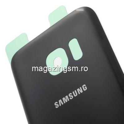 Capac Baterie Spate Samsung Galaxy S7 SM-G930 Negru