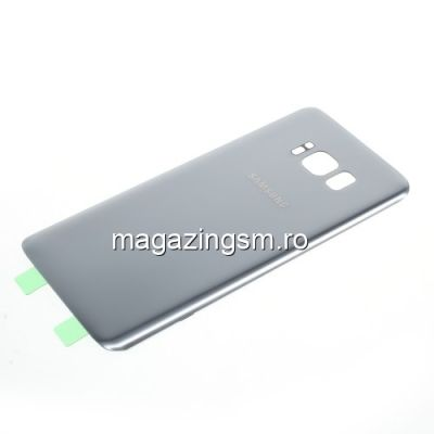 Capac Baterie Spate Samsung Galaxy S8 SM-G950 Argintiu