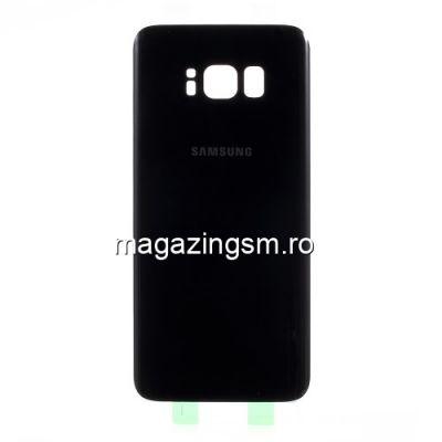 Capac Baterie Spate Samsung Galaxy S8 SM-G950 Negru