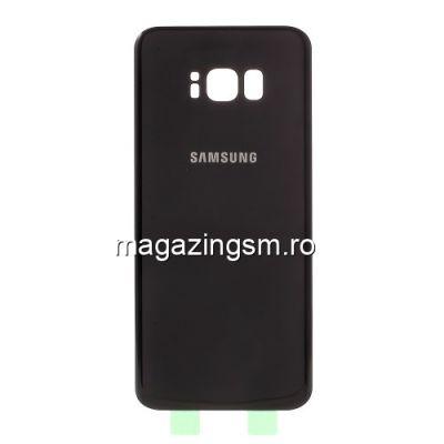 Capac Baterie Spate Samsung Galaxy S8+ SM-G955 Negru