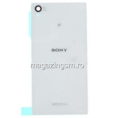 Capac Baterie Spate Sony Xperia Z1 L39h C6903 C6902 C6906 C6943 Honami Alb