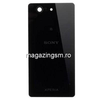 Capac Baterie Spate Sony Xperia Z3 Compact D5803 D5833 M55w Negru
