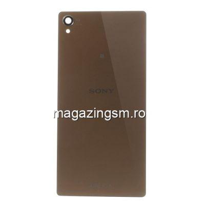 Capac Baterie Spate Sony Xperia Z3 Auriu