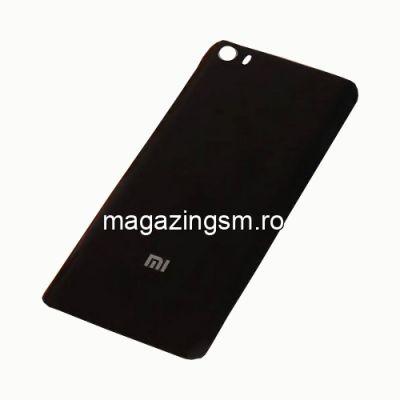 Capac Baterie Spate Xiaomi Mi 5 Negru