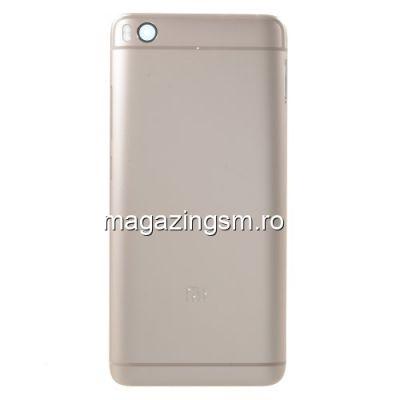 Capac Baterie Spate Xiaomi Mi 5s Auriu