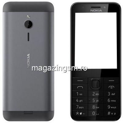 Carcasa Completa Nokia 230 Neagra