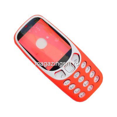 Carcasa Completa Nokia 3310 2017 Rosie