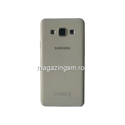 Carcasa Completa Samsung Galaxy A3 A300 Originala Alba SWAP