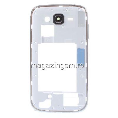 Carcasa Corp Mijloc Samsung Galaxy Grand Neo I9060 Alba