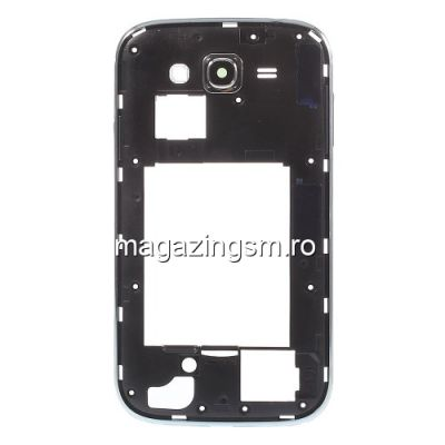 Carcasa Corp Mijloc Samsung Galaxy Grand Neo I9060 Originala Neagra