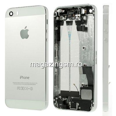 Carcasa iPhone 5s Argintie