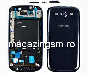 Carcasa Samsung Galaxy S3 i9300 Originala Albastra