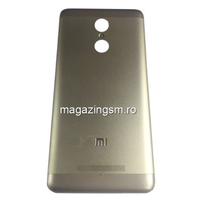 Carcasa Xiaomi Redmi Note 3 Gold
