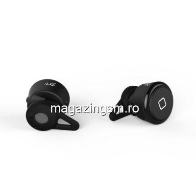Casca Bluetooth Wireless Stereo Fara Fir Neagra